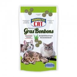 Perfecto Cat žolės saldainiai katėms 50g