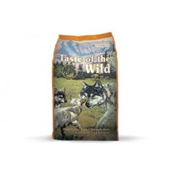 Taste of the Wild High Prairie Puppy - su skrudintu bizonu ir elniena - 13kg