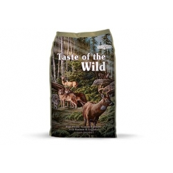 Taste of the Wild Pine Forest - su elniena - 13kg