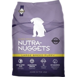 Nutra Nuggets - Large Breed Puppy - su vištiena - 15kg