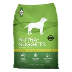 Nutra Nuggets - Large Breed Adult dog (su vištiena) - 15kg