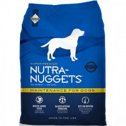 Nutra Nuggets - Maitenance (su vištiena) - 15kg