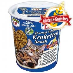 Perfecto Cat Gourmet Selection (su lašiša) Super Premium klasės užkandis be grūdų ir glitimo - 125g