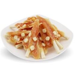 Sausgyslinė lazdelė su vištiena ir sūriu - (1kg. 500g, 80g.)