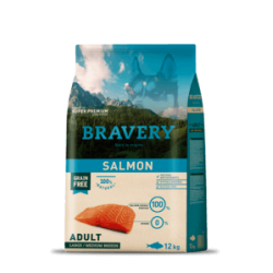 Bravery Adult Salmon...