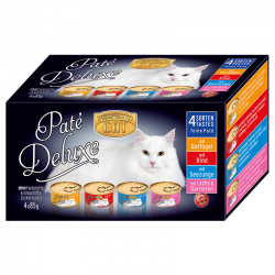 Perfecto Cat Pate Deluxe (4...