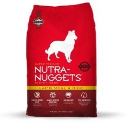Nutra Nuggets - Lamb & Rice...
