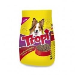 Tropi sausas maistas šunims...