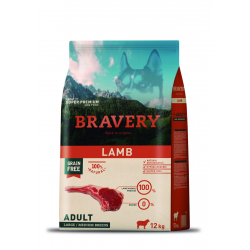 Bravery Adult Lamb Medium/...