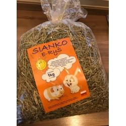Šienas graužikams Sianko 1kg