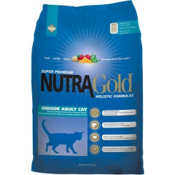 Nutra gold - indoor cat 3kg