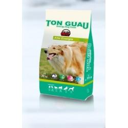 Ton Guau Alta Energia 20kg