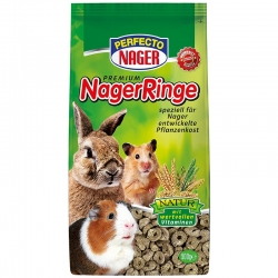 Perfecto Nager Ringe 500g