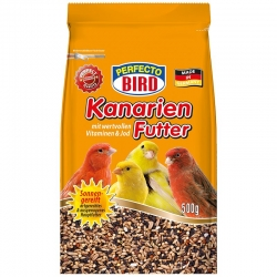 Perfecto Bird Kanarienfutter  - maistas kanarėlėms 500g