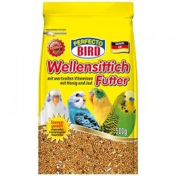 Perfecto Bird Wellensittichfutter - maistas banguotosioms papūgėlėms 500g