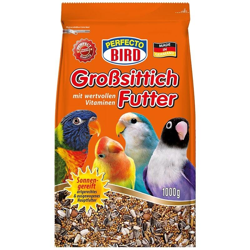 Perfecto Bird Großsittichfutter - maistas didžiosioms papūgoms1kg