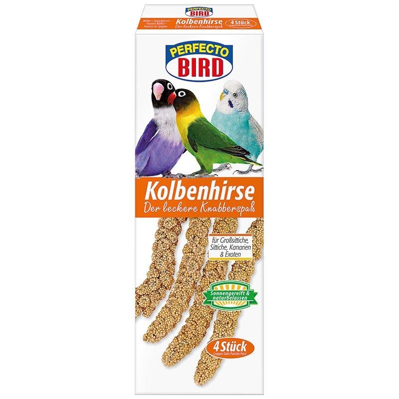 Perfecto Bird Kolbenhirse - skanėstas paukščiams 4x15g