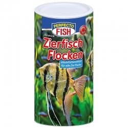 Perfecto Fish Zierfischflocken - maistas dekoratyvinėms žuvims 1000ml