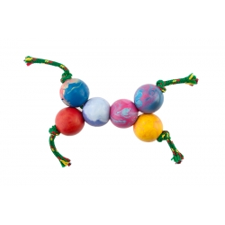 Kvepiantys kamuoliukai - kaulas