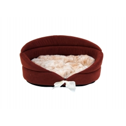 Guoliukas su išimama pagalvėle ir kailiuku Nr. 1