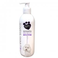 Doggy Pet šampūnas baltam kailiui 500ml