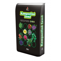 Kompostinė žemė 10l