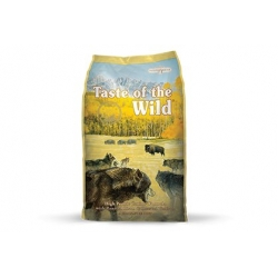 Taste of the Wild Hihg Prairie - su skrundinta stumbriena ir elniena 13kg