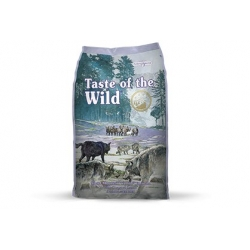 Taste of the Wild Siera Mountain - su skrudinta ėriena 13kg